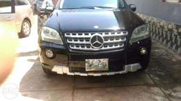 2010 Benz ML 550 Available