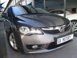 2010 Honda Civic 1.8 VXI Automatic