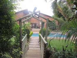 4 Bedroom house with 2 Bedroom Granny flat and swimming pool.