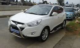2011 Hyundai iX35 R2.0 Crdi Gls Awd Automatic For Sale