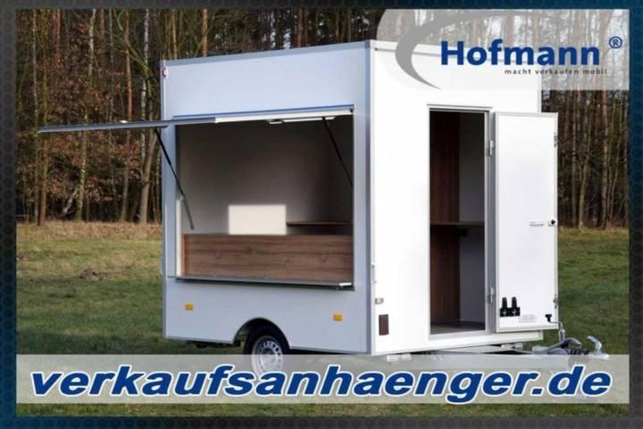 Hofmann verkaufsanhänger imbiss 250x210x230