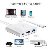 Type c hdmi adapter