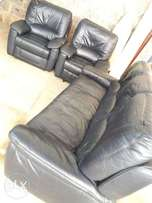 Leather Sofas/ Seats from Europe