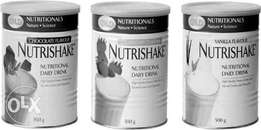Nutrishake food supplements