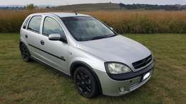 2005 Opel Corsa 1.7 CDTI Sport (Mint Condition)