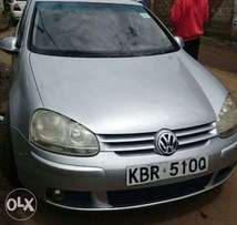 2005 Golf on offer