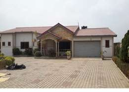 5 bedroom hse + 2 bedroom outhouse Tema Comm 25