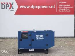 Sdmo K22 - 22kVA - DPX-17003-S - To be Imported