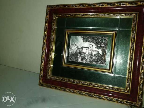 Wall decorative frame