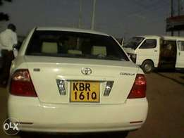 Toyota NZE for quick sale