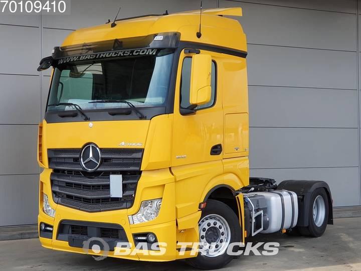 Mercedes-Benz Actros 1842 LS 4X2 Retarder Euro 6 - 2014