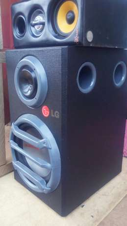 Metal bass woofers for pubs,homes,halls and vehicle Molo - image 2