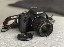 Canon T3i / 600d Camera + 18 - 55mm Lens