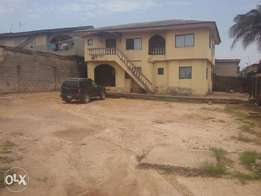 A story building for sale at Igando Lagos