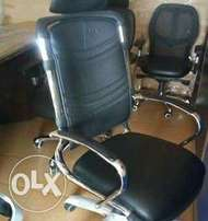 Imported executive leather office chair