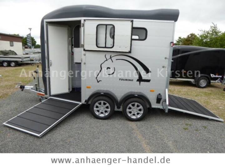 Cheval Liberté TOURING COUNTRY Frontausstieg+SATTELK 2,6 t - 2019