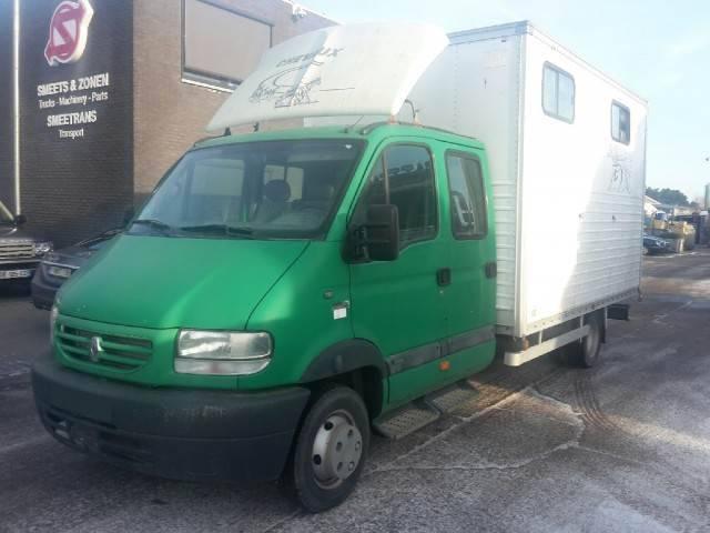 """Renault Mascott Paard/horse/ Truck 81""""km - 2001"""