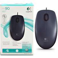 Logitech M90 Wired Handy Mouse