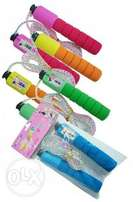 Jump Skipping rope with counters