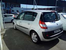 2005 Renault Scenic Diesel with only 115000km