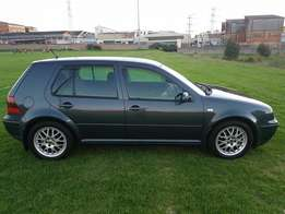 Golf 4 GTI Grey 1.8 Turbo full low mileage one owner from import car