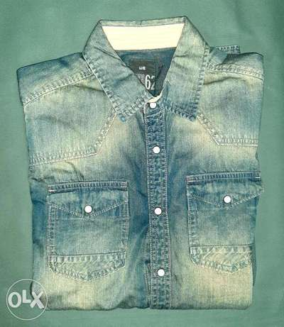We Fashion jeans shirt L size from England.