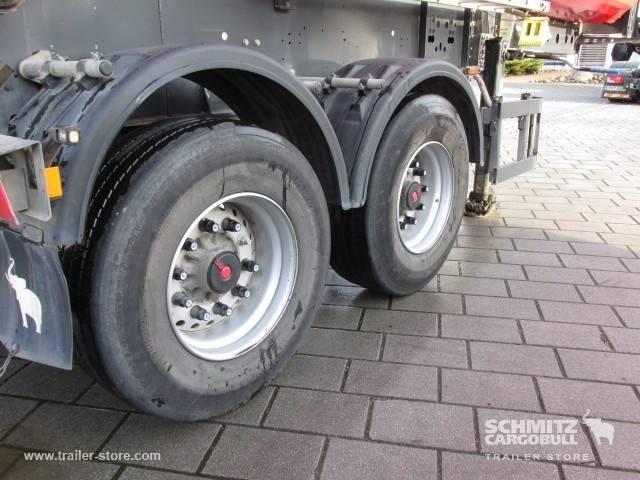 Schmitz Cargobull Kipper Stahlrundmulde 24m³ - 2016 - image 8