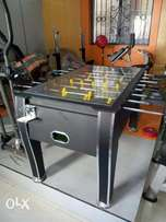 Brand new soccer table with top cover