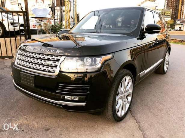 Range Rover Vogue Supercharged