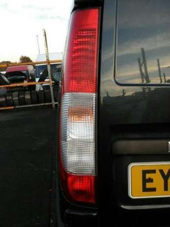 Mercedes Benz vito taillight L/H Mbombela - image 1