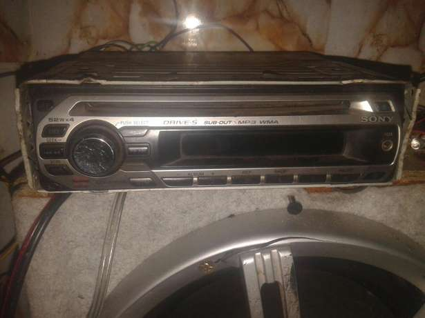 Car radio player Agboyi/Ketu - image 1