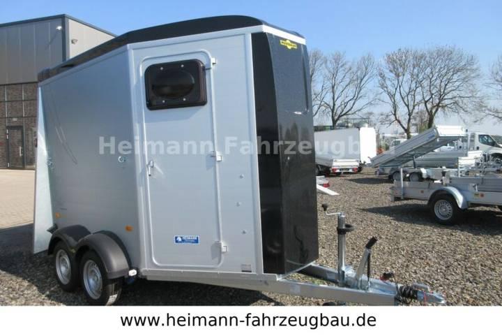 Humbaur Pferdeanhänger Notos Alu 2400
