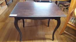 Colonial Birch Table