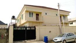 Lovely 4 bedroom duplex in Ikota estate Lekki
