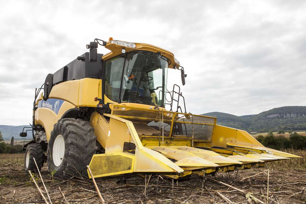 New Holland CX 8060 - 2008