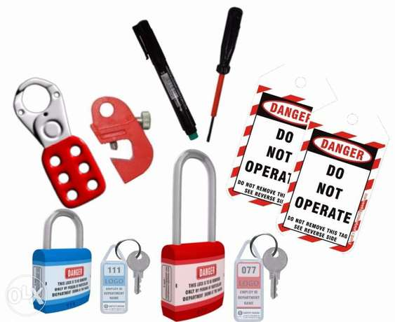 lock out tag, danger tag, scaffolding tag وادي الكبير -  3