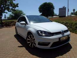 2016 VW Golf VII GTI 2.0 TDI Highline DSG