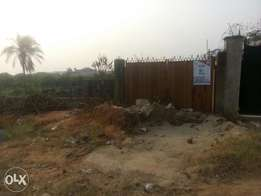 For Sale: Uncompleted Twin flat of 3bedroom each at Ebute