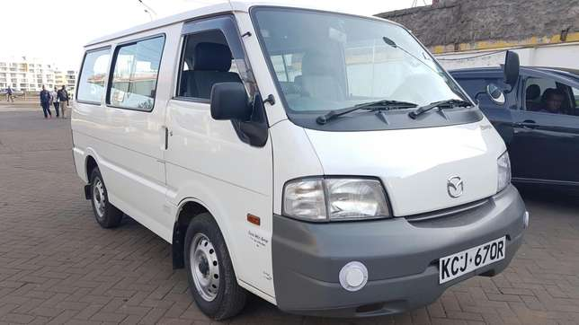 Mazda bongo single rear wheel 2009 quick sale not locally used Nairobi CBD - image 1