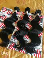 Brazilian And Peruvian hair...from 8inch to 32inch