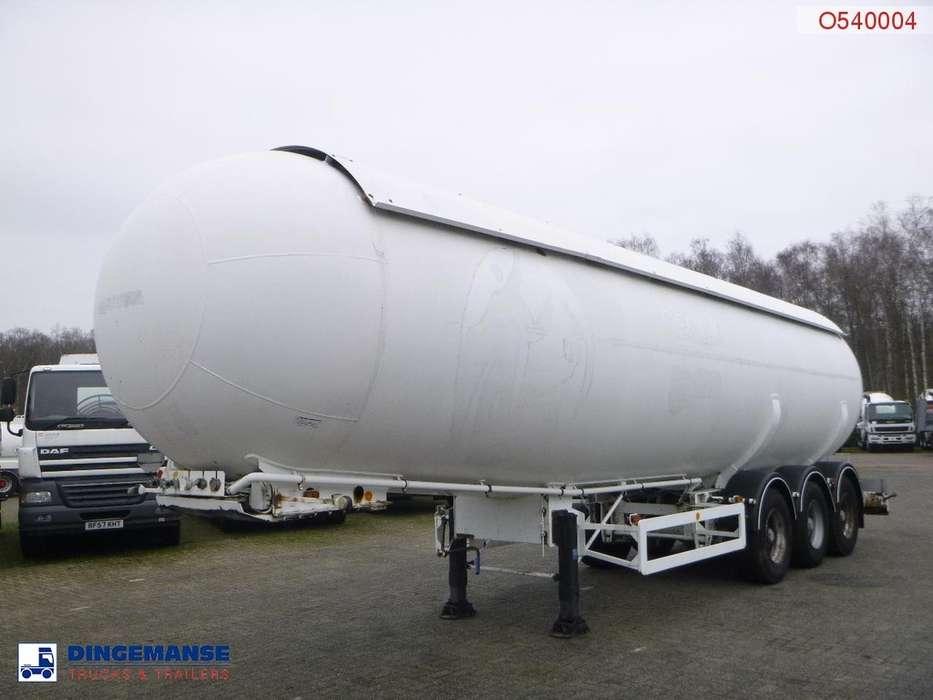 Barneoud Gas tank steel 49 m3 - 1995