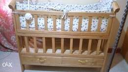 Perfect Baby Crib for better sleep time