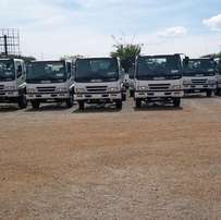 Isuzu FSR . 95% financing, 60DAYS grace period.