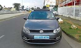 2016 Volkswagen Polo 1.4 Comfortline Still In Good Condition For Sale