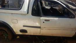 Bantam bakkie strip for spares