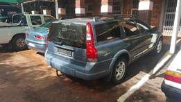 Volvo V70XC Cross Country all wheel drive
