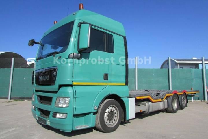 MAN TGX 26.440 6x2 LL - LKW Transporter Nr.: 170 - 2013