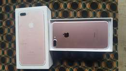 128gb extra clean yankee used rose gold iphone 7 plus for sale