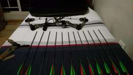 Riot compound bow for sale