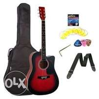 A box Acoustic guitar for sale